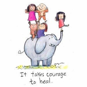 couragetoheal
